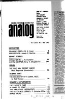 Pdf Analog Science Fiction/science Fact