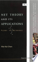 Net Theory and Its Applications