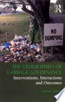 The Geographies of Garbage Governance