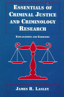 Essentials of Criminal Justice and Criminology Research Book PDF