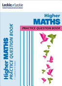 Higher Maths Practice Question Book