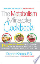 The Metabolism Miracle Cookbook Book