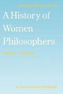 Contemporary women philosophers