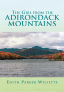 The Girl from the Adirondack Mountains Book