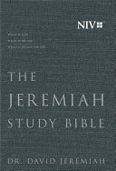 The Jeremiah Study Bible Niv Book PDF