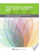 Photosynthesis in a Changing Global Climate  a Matter of Scale