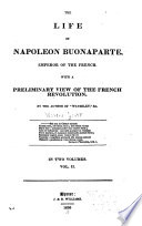 The Life of Napoleon, Emperor of the French