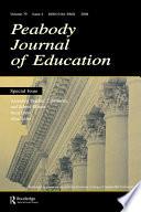 Assessing Teacher, Classroom, and School Effects