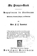 My Prayer Book Happiness In Goodness