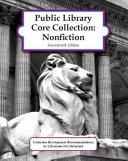 Public Library Core Collection   Nonfiction 2019 Book PDF