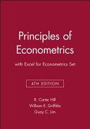 Principles of Econometrics 4E with Excel for Econometrics