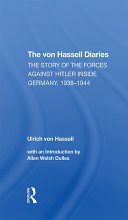 Pdf The Von Hassell Diaries Telecharger