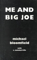 Me and Big Joe Book