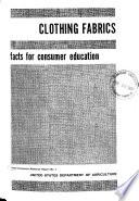 Clothing Fabrics Book
