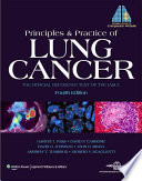 Principles And Practice Of Lung Cancer Book PDF