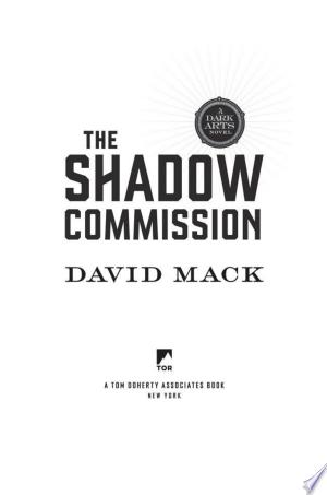 Read Online The Shadow Commission Full Book