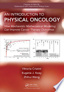 An Introduction to Physical Oncology Book