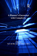 A Planner's Encounter with Complexity Pdf/ePub eBook