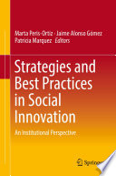 Strategies and Best Practices in Social Innovation Book