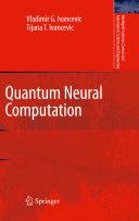 Quantum Neural Computation Pdf/ePub eBook