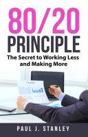80/20 Principle Pdf/ePub eBook