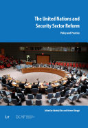 The United Nations and Security Sector Reform Pdf/ePub eBook