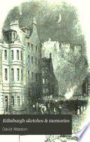 Edinburgh Sketches   Memories