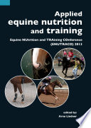 Applied Equine Nutrition And Training Book PDF