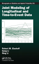 Pdf Joint Modeling of Longitudinal and Time-to-Event Data Telecharger