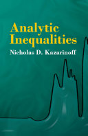 Analytic Inequalities