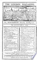 The London Magazine  Or  Gentleman s Monthly Intelligencer Book