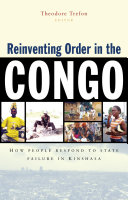 Reinventing Order in the Congo