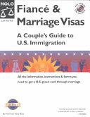 Fiance and Marriage Visas Book