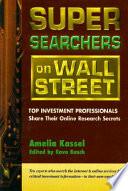 Super Searchers on Wall Street