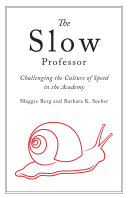 The Slow Professor Pdf/ePub eBook