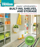 This Old House Easy Upgrades  Built Ins  Shelves   Storage