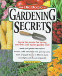 The Big Book of Gardening Secrets