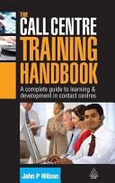Pdf The Call Centre Training Handbook