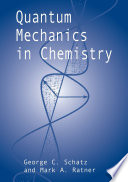 Quantum Mechanics In Chemistry Book PDF