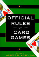 The Official Rules of Card Games