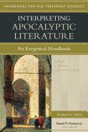 Pdf Interpreting Apocalyptic Literature Telecharger