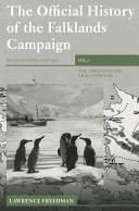 The Official History of the Falklands Campaign  The origins of the Falklands war