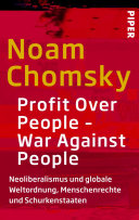 Profit Over People – War Against People
