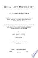 Biblical Lights and Side lights Book PDF