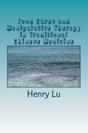 Food Cures and Manipulative Therapy in Traditional Chinese Medicine