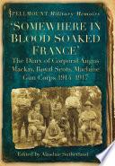 'Somewhere in Blood Soaked France' Pdf/ePub eBook