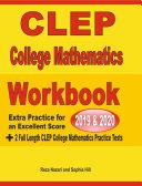 CLEP College Mathematics Workbook 2019-2020 Pdf/ePub eBook