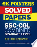 SSC CGL GK Rapid Pointers 4500   from Previous Papers  General Knowledge   General Awareness Series