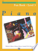Alfred's Basic Piano Library - Fun Book 3