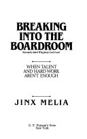 Breaking Into the Boardroom